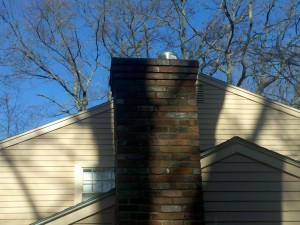 Mass chimney repair
